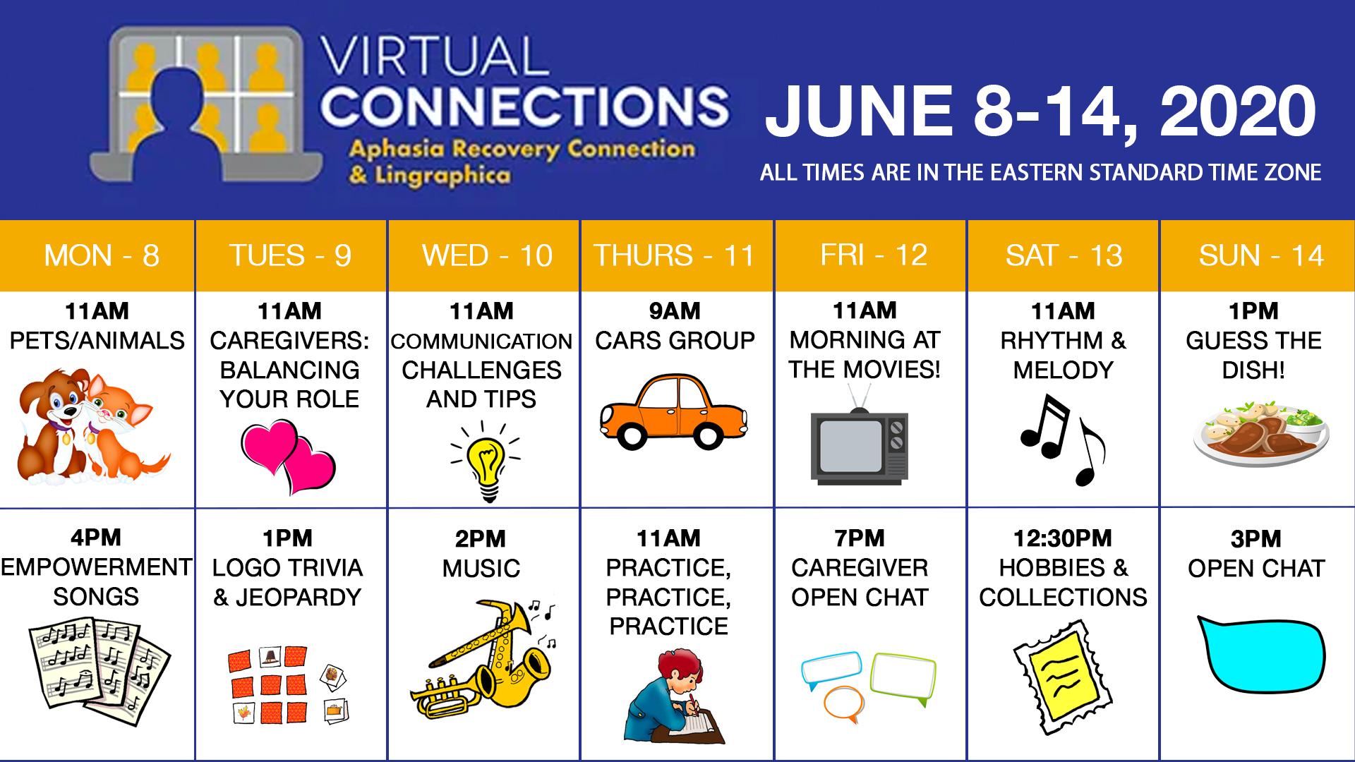 virtual connections schedule_june8-14-1